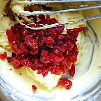 给老公准备的元旦礼物-蔓越莓小饼的做法图解7
