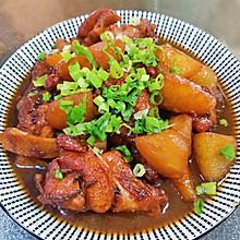 #肉食主义狂欢#红烧鸡翅根炖土豆