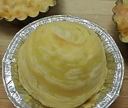红薯芝士酥(蛋挞皮版)的做法