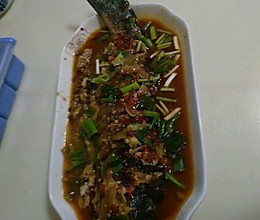 红烧草鱼的做法