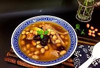 秋季养生---花生鸡脚汤的做法