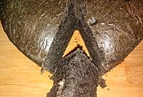 黑芝麻发糕的做法