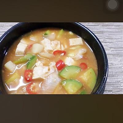 家常韩国大酱汤