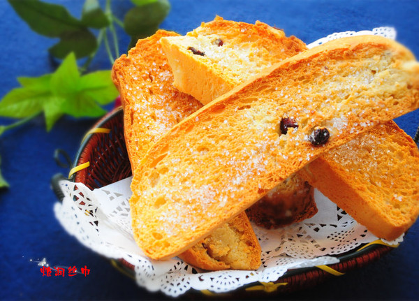 奶香面包干