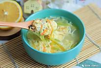丝瓜蛤蜊汤 宝宝辅食食谱的做法