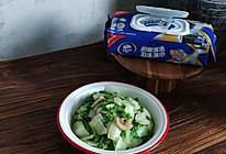 清炒小白菜#厨房有维达洁净超省心#的做法