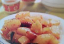 香辣土豆块的做法