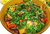 干锅排骨-小白也能学会的拿手硬菜的做法