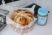 #四季宝蓝小罐#花生酱手撕面包,营养又美味的做法