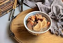 地老鼠土茯苓骨头汤 祛湿去燥 治风热咳嗽痰多的做法