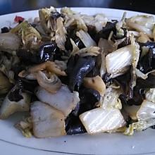 大白菜与黑木耳的故事