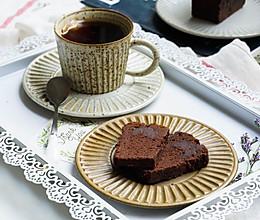 巧克力夹心磅蛋糕的做法