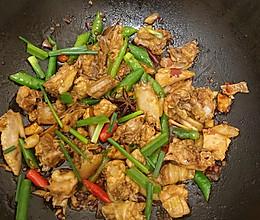 豆瓣酱烧鸡的做法
