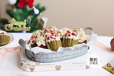 圣诞版玛德琳蛋糕