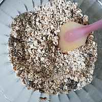 红糖燕麦饼干的做法图解3