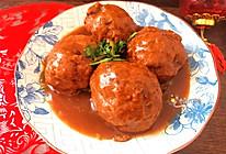 #福气年夜菜#四喜圆子的做法