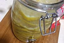 减肥茶柠檬酵素的做法