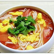 西红柿鸡蛋面(汤面)