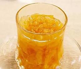 自制蜂蜜柚子茶,清火又美颜的做法