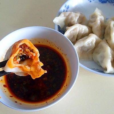 令人欲罢不能的——东北酸菜饺子