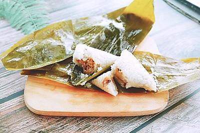 鲜肉粽子#甜粽VS咸粽,你是哪一党?#