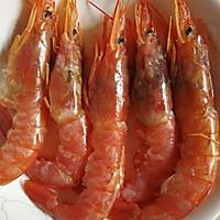 #夏日撩人滋味#香烤阿根廷红虾的做法图解3