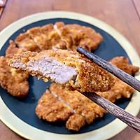 #美食新势力#日式炸猪排的做法图解8