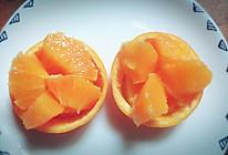 花式切橙(水果摆盘)的做法