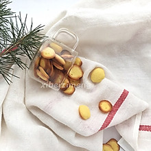 #无腊味,不新年#辅食-蛋黄饼干