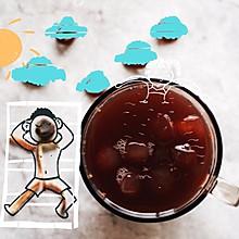夏日解暑酸梅汤【泡在,酸梅汁里的夏天】#营养小食光#