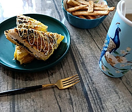 全麦土司鸡蛋包~快手早餐的做法