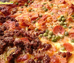 澳门美食:美味披萨的做法