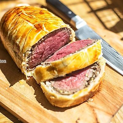 Beef Wellington 惠灵顿牛肉