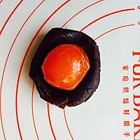 层层香酥——蛋黄酥#约会MOF#的做法图解8