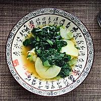 减肥食谱一白菜土豆的做法图解8