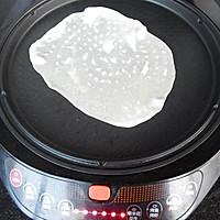 嫩牛肉卷饼#利仁电饼铛,烙烤不翻锅#的做法图解7