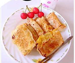 饺皮香蕉派的做法