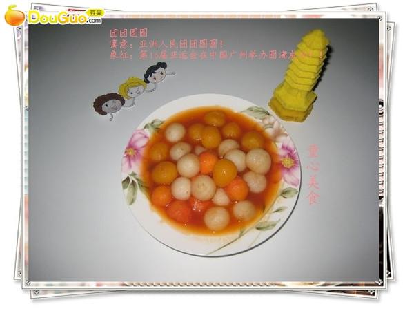 团团圆圆——看亚运.学粤菜的做法