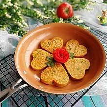 #精品菜谱挑战赛#松软香嫩的番茄鸡蛋饼
