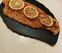 柠香烤龙利鱼的做法