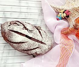 葡萄干全麦黑米面包#厨房有维达洁净超省心#的做法