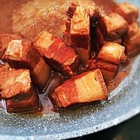 玫瑰腐乳红烧肉#我要上首页挑战家常菜#的做法图解9