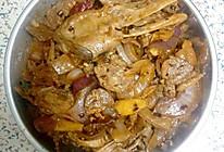 洋葱炒鸭肉的做法