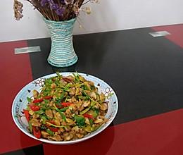 辣炒蛤蜊肉的做法