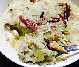 土豆香蒸虾酱的做法