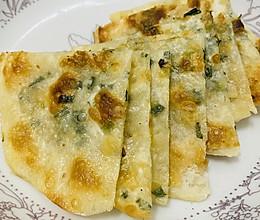 饺子皮葱油饼的做法