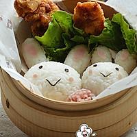 日式咖喱炸鸡便当#咖喱萌太奇#的做法图解40