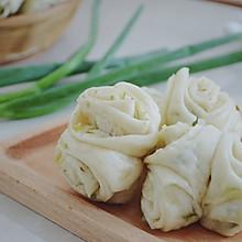 #母亲节,给妈妈做道菜#香葱花卷