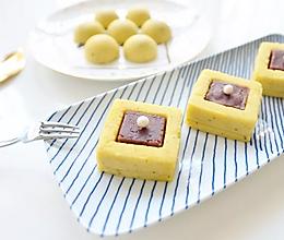 桂花冰心绿豆糕的做法
