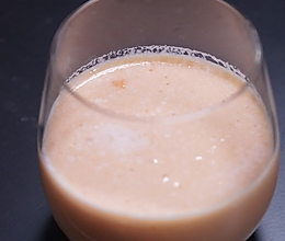 丰胸木瓜牛奶的做法